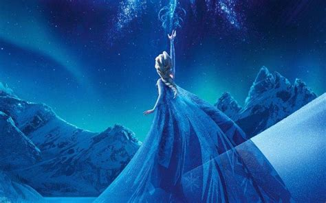 Animated Princess Wallpapers - princess elsa animated disney frozen