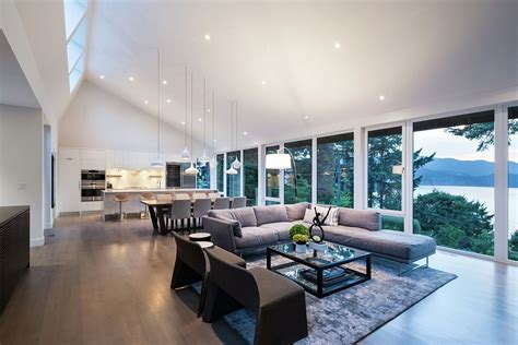 vancouver home  randy bens architect extends  living