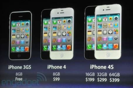what year did the iphone come out 10 forskelle p 229 iphone 4 og iphone 4s mobilsiden dk 20576