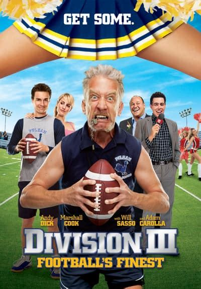 Watch Division III: Football's Fine Full Movie Free Online ...