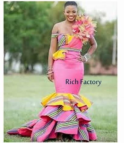 Traditional Dresses Sunika Venda African South Africa