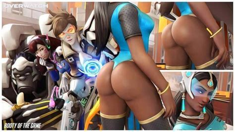 Booty Of The Game Overwatch Know Your Meme