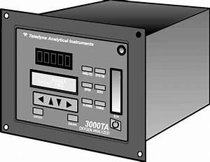 Trace Oxygen Analyzer 3000ta Manuals