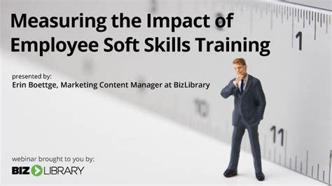 soft skills training  employees bizlibrary