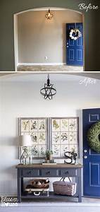 30, , amazing, entryway, makeover, ideas, and, tutorials