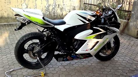 Modifikasi Motor Honda by Honda Verza Modifikasi Sport Pati