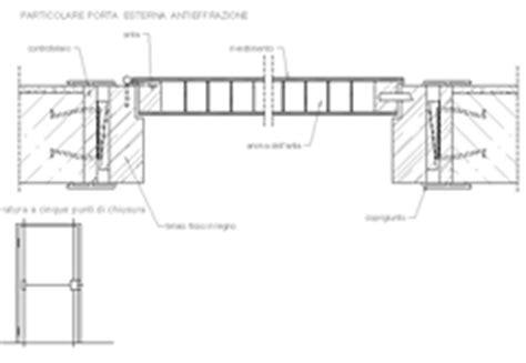 Porte D Ingresso Dwg by Porte Esterne Dwg