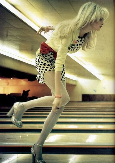 17 Best images about Bowling Fashion on Pinterest   Vlada roslyakova 1960s and Vintage leather