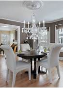 Pics Of Dining Room Chandeliers by Today S Lighting Trends 7 Ways To Add Fashion And Flair To Bare Ceilings F