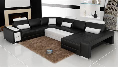 canapé panoramique cuir pas cher canape panoramique cuir salon modeno canape d 39 angle