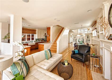 contemporary beach house  coastal interiors home