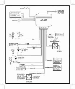 Audiovox Vehicle Wiring Diagrams