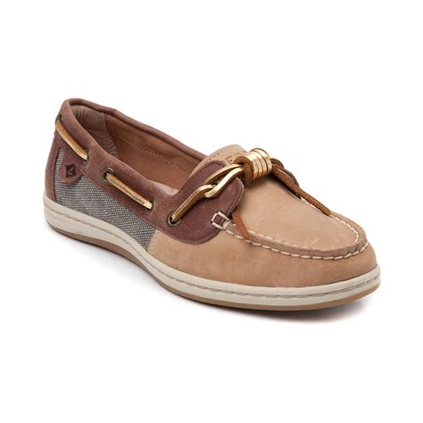 Sperry Top Sider Womens Boat Shoes by Womens Sperry Top Sider Barrelfish Boat Shoe
