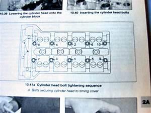 U0026 39 99 R170 Cylinder Head Bolts Torque Wrench Settings