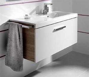 meuble unik prisma 1 tiroir sur roca bano decoracion With meuble salle de bain roca
