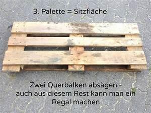 Terrassenmöbel Aus Paletten : m bel aus paletten bauen anleitung ~ Michelbontemps.com Haus und Dekorationen