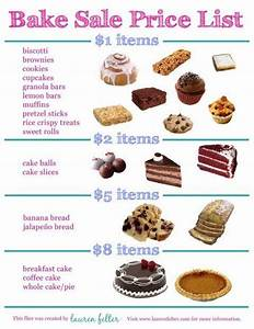 17 Best images about Bake Sale Ideas on Pinterest ...