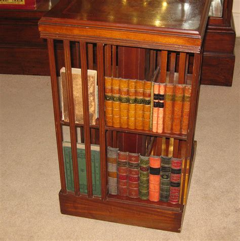 What Is A Bookcase reproduction mahogany revolving bookcase dorking desks