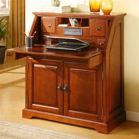 small secretary desks for small spaces home design amazing narrow secretary desks within small