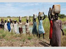 Dinka and Nuer Tribes of South Sudan Chic African Culture