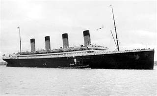 white line rms olympic the sucsessful story