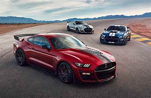 2020 Ford Mustang Shelby GT500 unveiled in Detroit