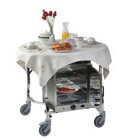 table roulante cuisine caddie hotel