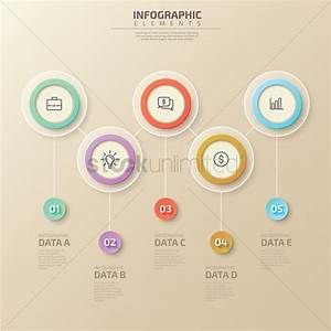 Infographic design elements Vector Image - 1613094 ...
