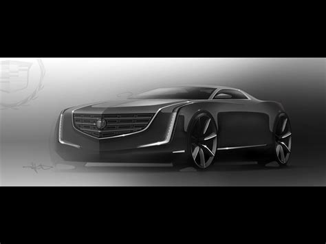 Cadillac Elmiraj Concept 2018 Exotic Car Picture 07 Of 28