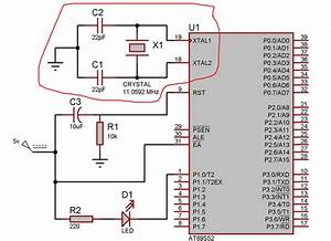What Is The Use Of An External Crystal Oscillator In Microcontroller  I Read That We Have To