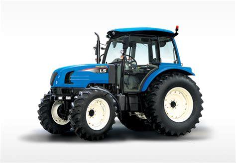 ls u series versatile utility tractors features ls
