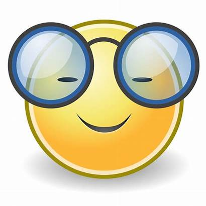 Glasses Face Svg Wikimedia Commons Pixels