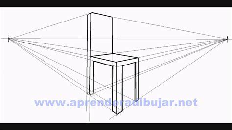 comment dessiner une chaise dessin d une chaise en perspective comment dessiner