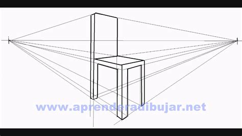 dessin en perspective d une chambre dessin d 39 une chaise en perspective comment dessiner