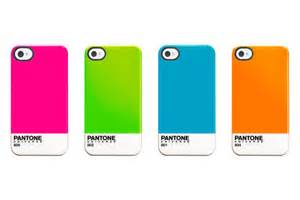 Pantone Universe Neon Collection iPhone 4 4S Cases by Case