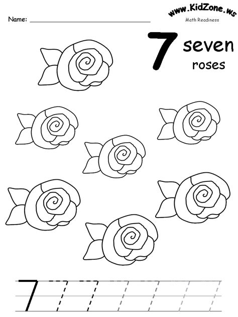 count and trace 7