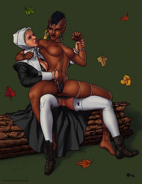 pilgrim and indian lesbians thanksgiving porn sorted by new luscious