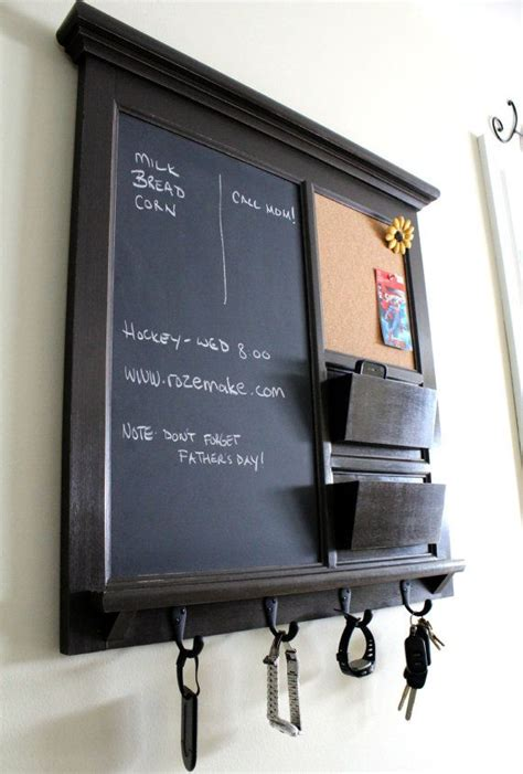 Kitchen Organizer Chalkboard by 27 Best Images About Cchalk Boards And Bulletin Boards On