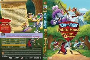 Tom and Jerry Robin Hood and His Merry Mouse - Movie DVD ...