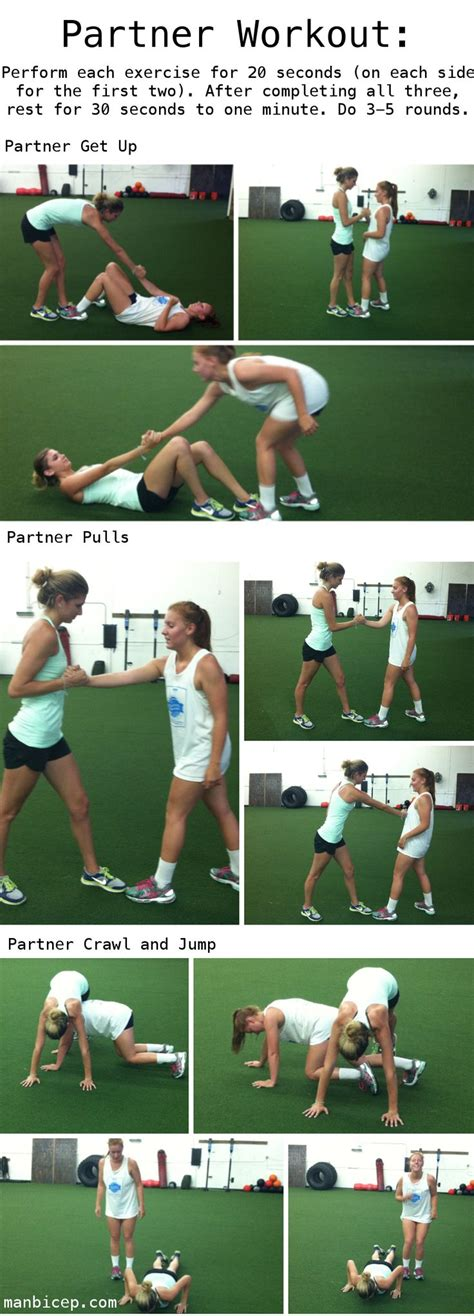 partner workout fitness workouts bootcamp emagrecer quick couples stay circuit boot camp training strong partners paar schlank werden motivation friends