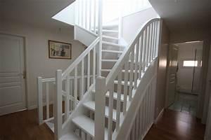 Revger com = Comment Peindre Un Escalier Sans Poncer ~ Idée inspirante pour la conception de la