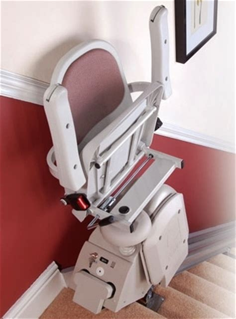 acorn stair lifts model 120 slimline design feature