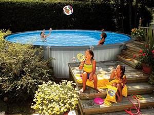 Piscine Hors Sol Resine : nouveau mod le de piscine hors sol en r sine inject e ~ Melissatoandfro.com Idées de Décoration
