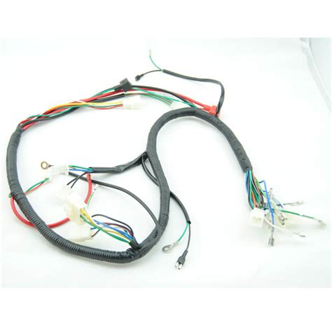 Wiring Harnes 200 250cc Electric Start Loncin by Wiring Harness 200 250cc Electric Start