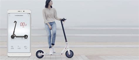 электросамокат xiaomi mijia electric scooter m187 черный