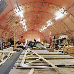 3 Ways Fabric Structures Can Improve Manufacturing Facilities