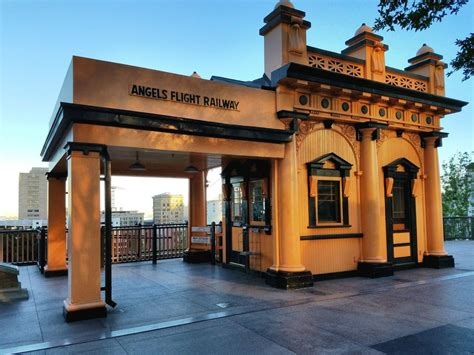 angels flight railway    reviews trains
