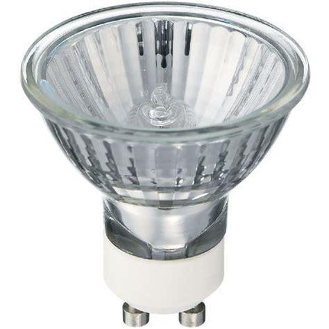 10 x gu10 halogen light bulbs 20w 35w 50w high