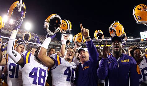 Is LSU Football In Danger of Disappearing? - SI Kids ...