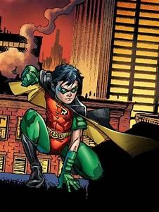 Fan-Cast: Batman, part 2: Robin | Heroes and Aliens